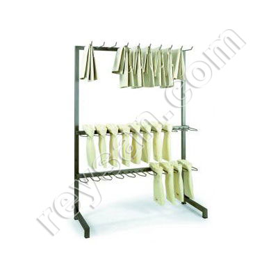 Industrial Apron Hanger and Dryer | Reysan