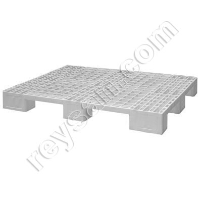 Pallets and floor tiles