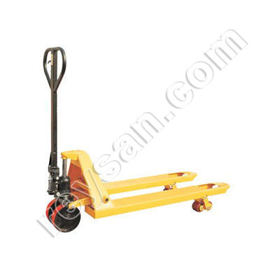 Pallet trucks and lifts