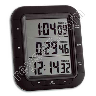 Stopwatches and speedometers