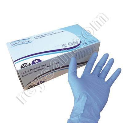 Leak-proof safety gloves