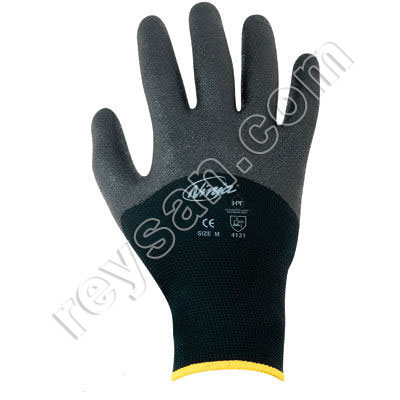 Mechanical protection gloves