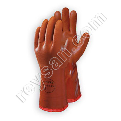Cold weather protection gloves