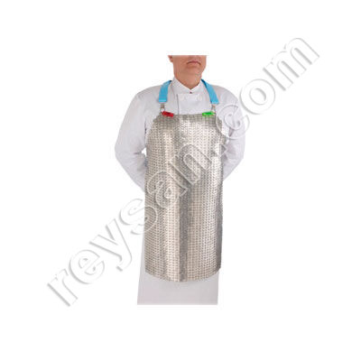 Mesh protection aprons