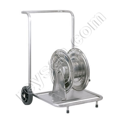 Hose reelers trolleys