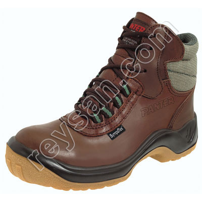 Specific risks safety footwear