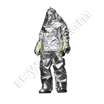 Aluminized Occupational Safety Clothing | Reysan