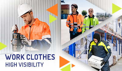 High Visibility Clothing: Types and When to Use It | Eeysan