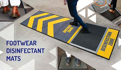 New Disinfectant mats for shoes | Reysan