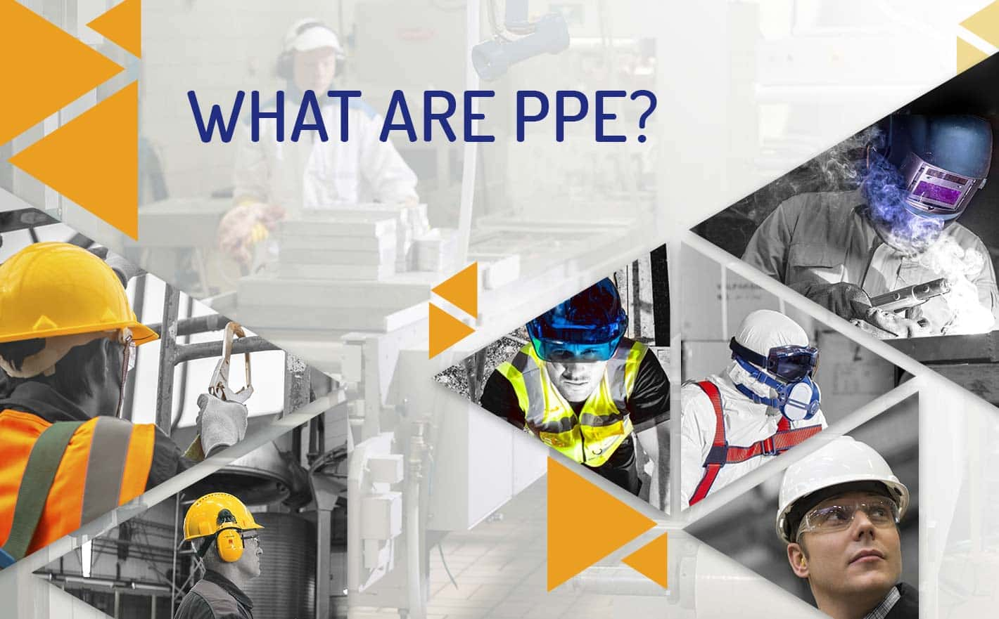 What are PPE?