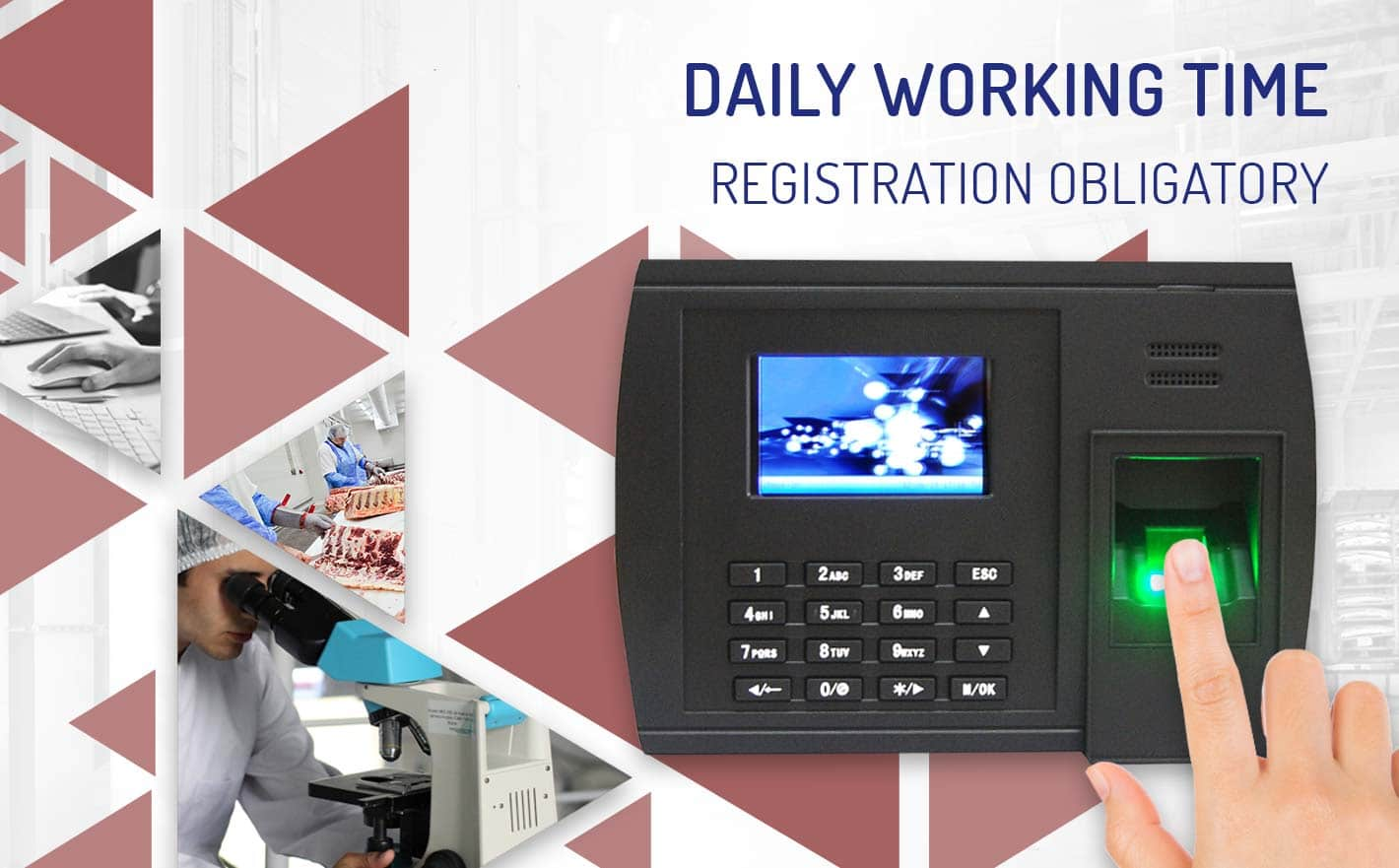 Labor working day registration obligatory | Reysan