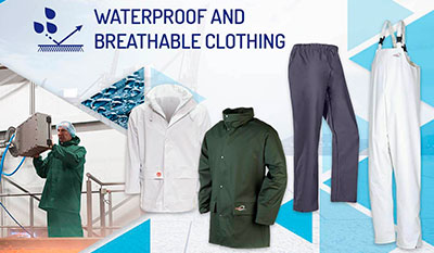 Discover our waterproof clothing | Reysan