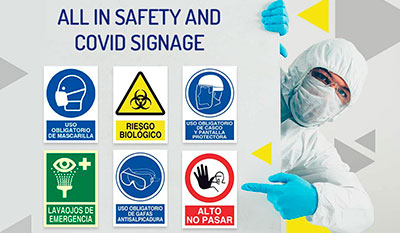 All in safety and COVID signaling | Reysan