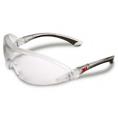 3M GOGGLES 2840 TRANSPARENT