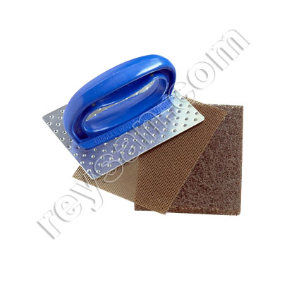 3M IRON CLEANING KIT 461