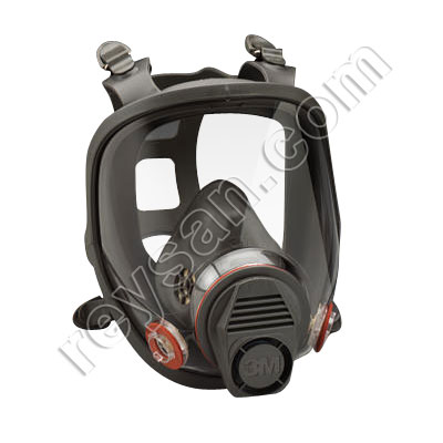 3M FULL MASK SERIES 6000