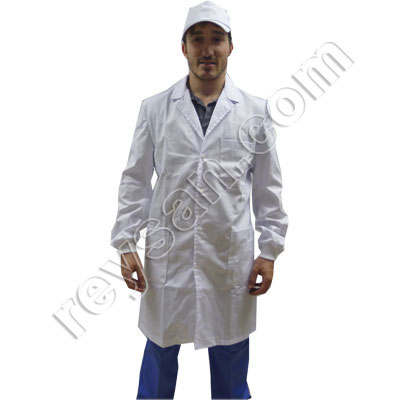 COVERALL 100% COTTON