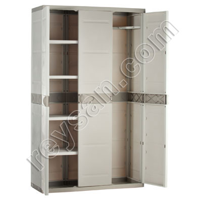 RESIN CUPBOARD 3 DOORS