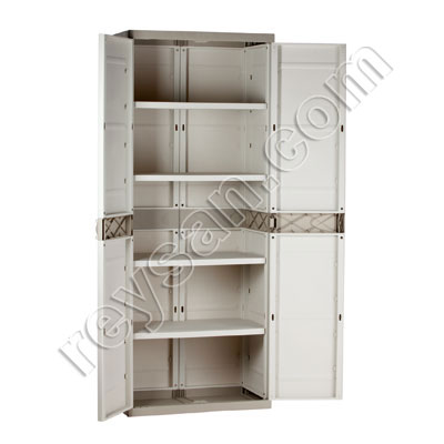 MULTIPURPOSE RESIN CUPBOARD