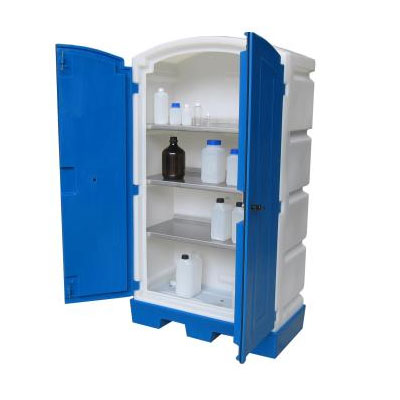 SAFETY BOTTLES CUPBOARD