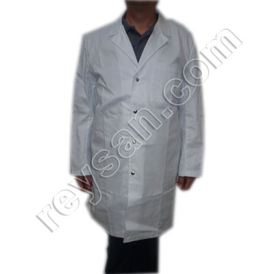 COTTON CRO WORK COAT WITHOUT POCKET