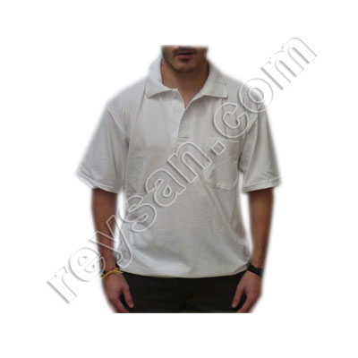PIQUE SHORT SLEEVE POLO 1 POCKET