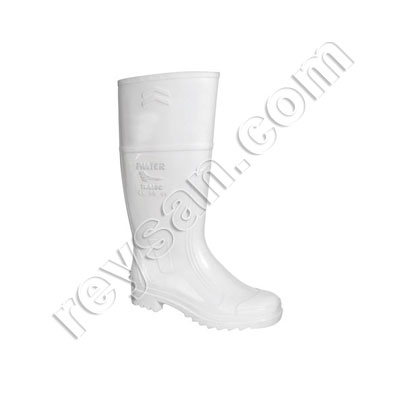TLALOC ANTI-GREASE WHITE BOOTS