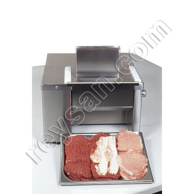 AUTOMATIC MEAT TENDERIZER