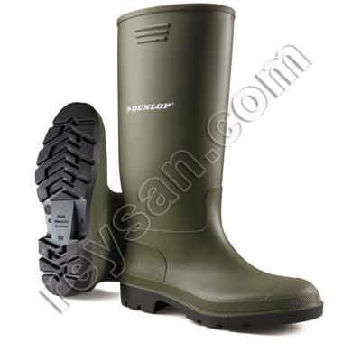 PRICEMASTER BOOTS GREEN 380VC