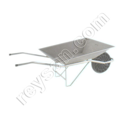 STAINLESS STEEL CONSTRUCTION HAND CART C37A