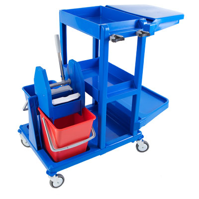 MULTIPURPOSE PLASTIC CART 400034