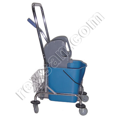 NEWSPAPER BASKET CART 30L AF08082