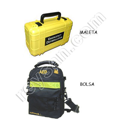 DEFIBRILLATOR TRANSPORT 4839