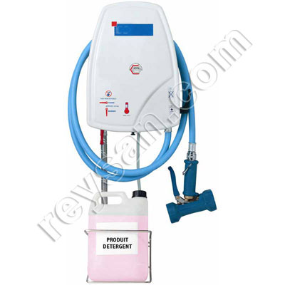 CLEANING AND DISINFECTION MACHINE