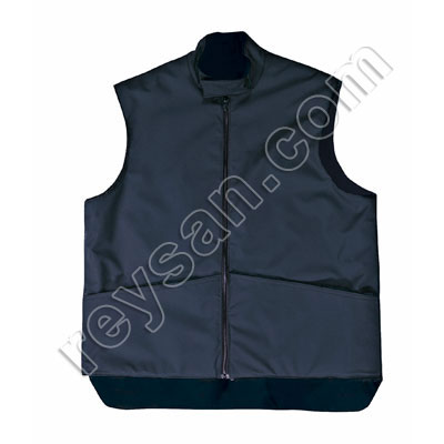 VEST FOR -40°C COLD NAVY