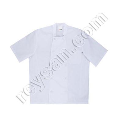KITCHEN JACKET SHORT SLEEVE