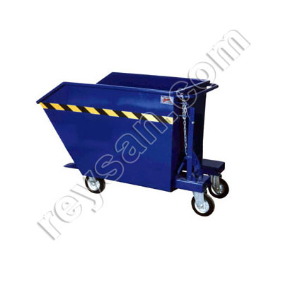 MOVING CONTAINER 1000L WHEEL