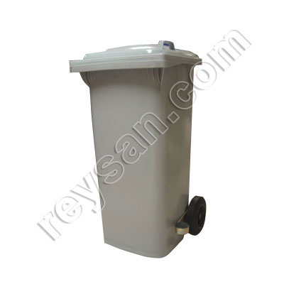 WASTE CONTAINER WITH PEDAL