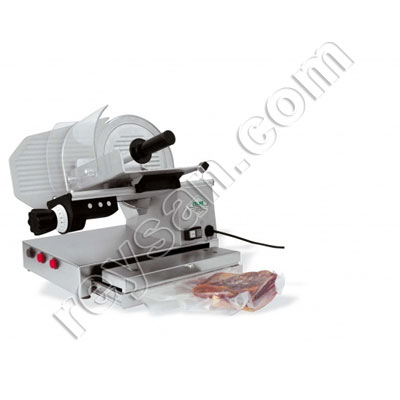 COLD MEAT CUTTER VACUUM TOPVAC