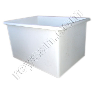 RECTANGULAR BUCKET 200 LITERS