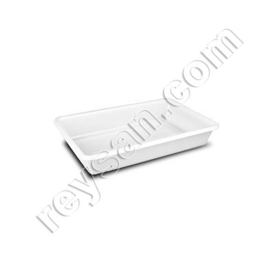 TRAY 1543RA RECTANGULAR 5LT.