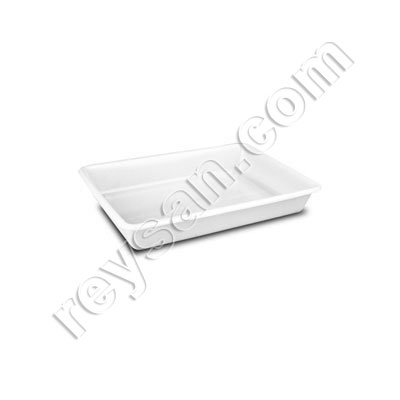 TRAY 1544 RECTANGULAR 8 LT.