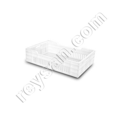 SLOTTED TRAY 1795P FLAT BED
