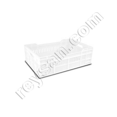 TRAY 1814 FLAT BED HALF SLOTTED