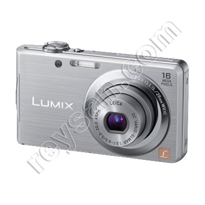 LUMIX CAMERA DMC-FS18