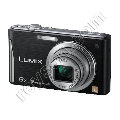 LUMIX CAMERA DMC-FS37