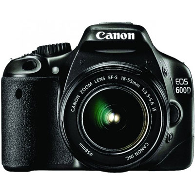 CANON CAMERA EOS 600D