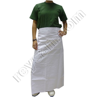 MEAT APRON. S/P LONG BCO