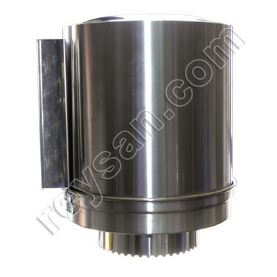 STAINLESS STEEL COIL DISPENSER