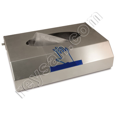 GLOVE DISPENSER INOX 080404